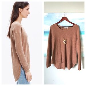 Madewell Chronicle Textured Sweater